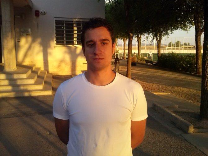 Juanfran, nuevo técnico del equipo juvenil...