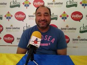 Ángel Izquierdo en Rueda de Prensa.