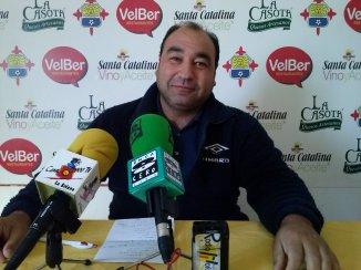 Ángel Izquierdo en Rueda de Prensa