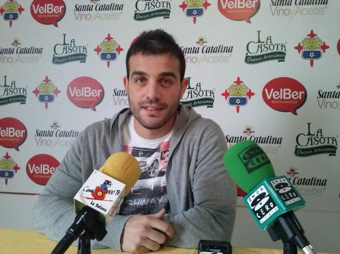 Sancho en rueda de prensa...