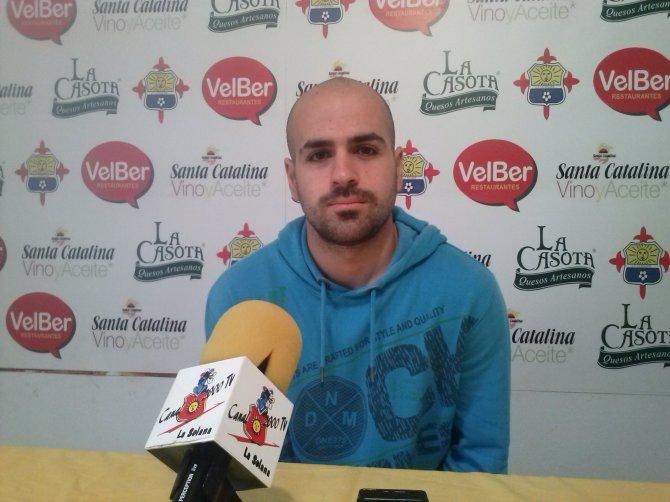 Juanma en Rueda de Prensa...