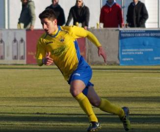 Se estrenó Almarcha en liga con su gol ...