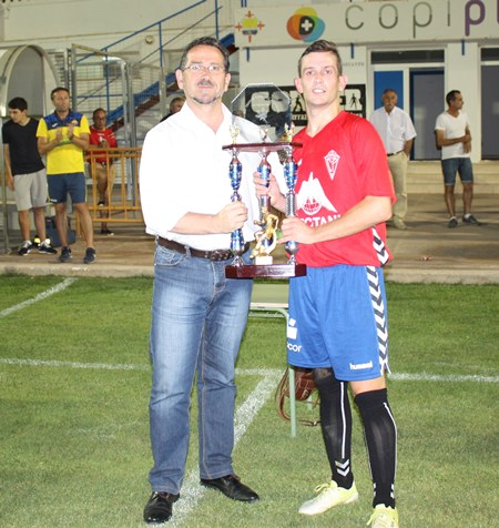 El CP Villarrobledo Campeón de la XLV edición Rosa del Azafrán